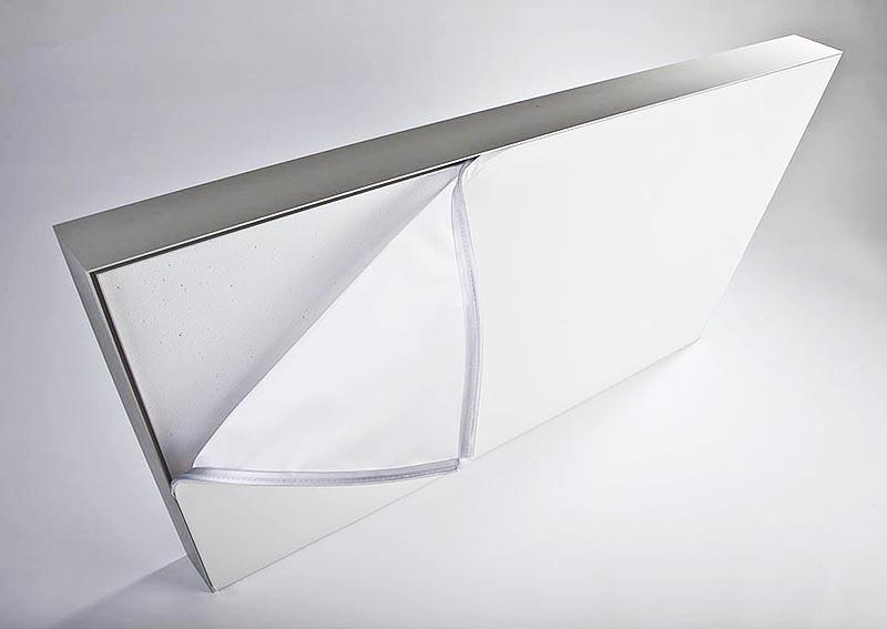 pictureline alu individuell bedruckte oder einfarbige akustikbilder schallschutz bilder. Black Bedroom Furniture Sets. Home Design Ideas