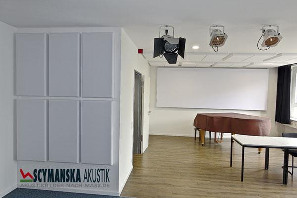 Akustik Decke Dekoration : Charmant schallschutz kapselungen pernikl gmbh akustik decke